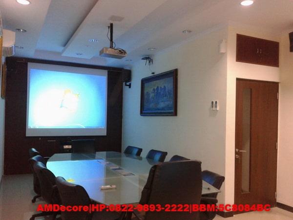 gambar Ruangan meeting ruko soepomo